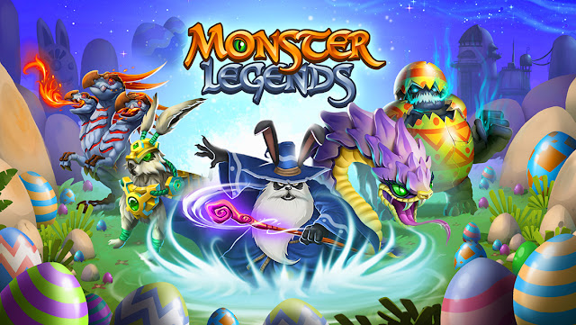 Monster Legends Hack Mod APK