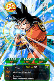 Dragon Ball Z Dokkan Battle Mod Apk Free Shopping