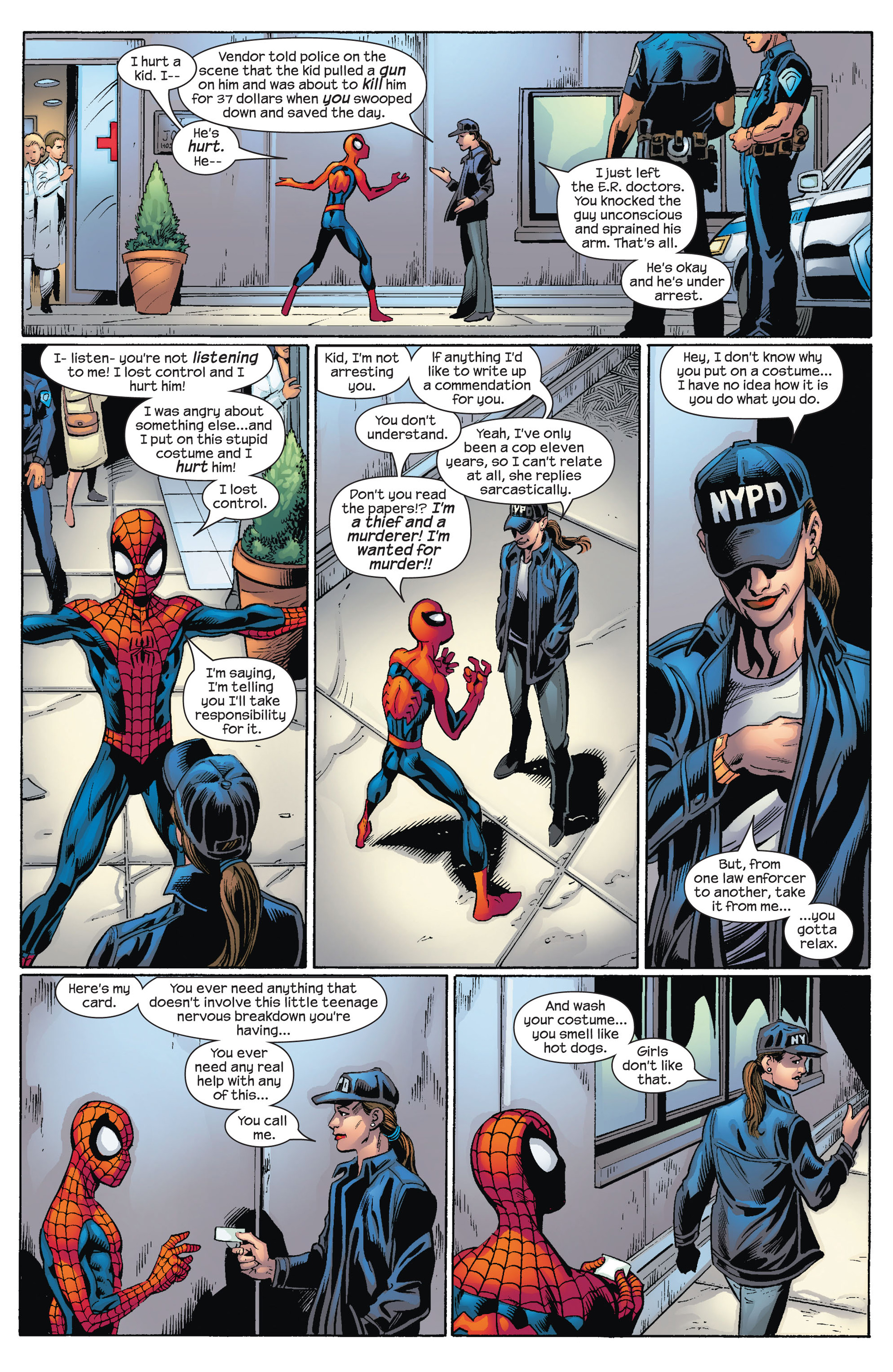 Read online Ultimate Spider-Man (2000) comic -  Issue #74 - 17
