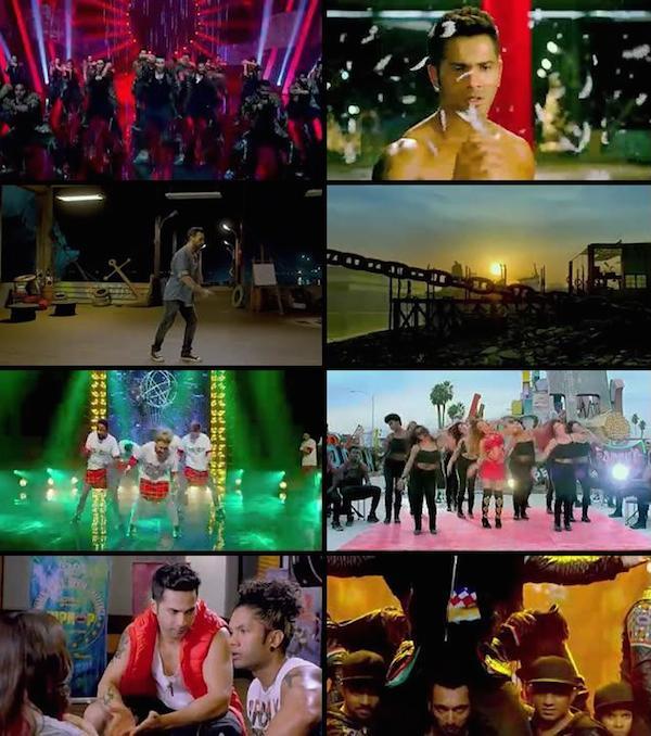 Any Body Can Dance 2 (2015) Hindi DVDRip 480p