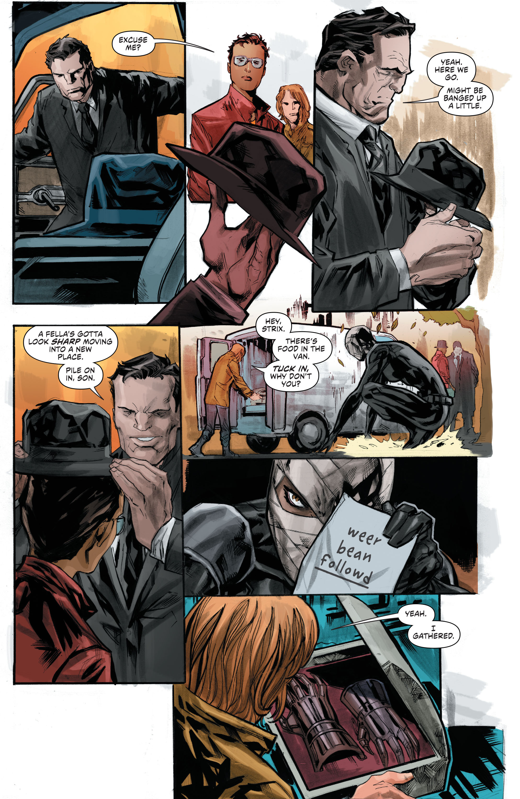 Read online Secret Six (2015) comic -  Issue #4 - 8
