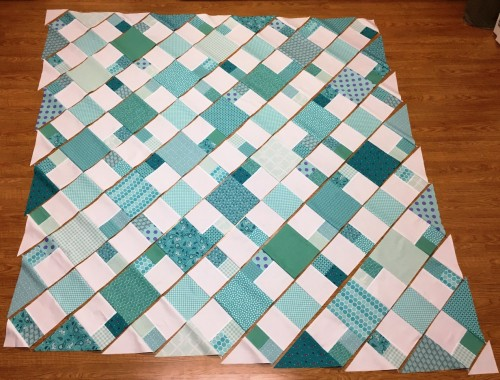 Drift Away Quilt and Tutorial