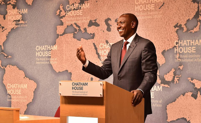 DP Ruto: I Can Relate To Africa's Debt Appetite