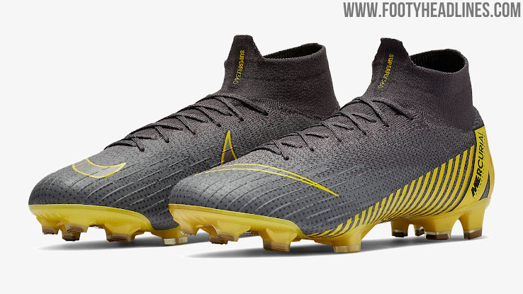 sports shoes d6c85 fcb38 Nike Mercurial Superfly 6 and Vapor 12 'Game Over' Boots ...