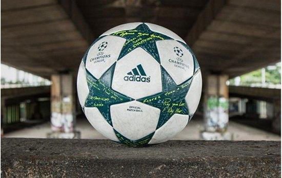 Presentado el nuevo balón para la Champions League e78e4dced1c3d