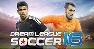 Download Game Dream League Soccer 4 MOD Unlimited Money -- www.majalahandroid.co