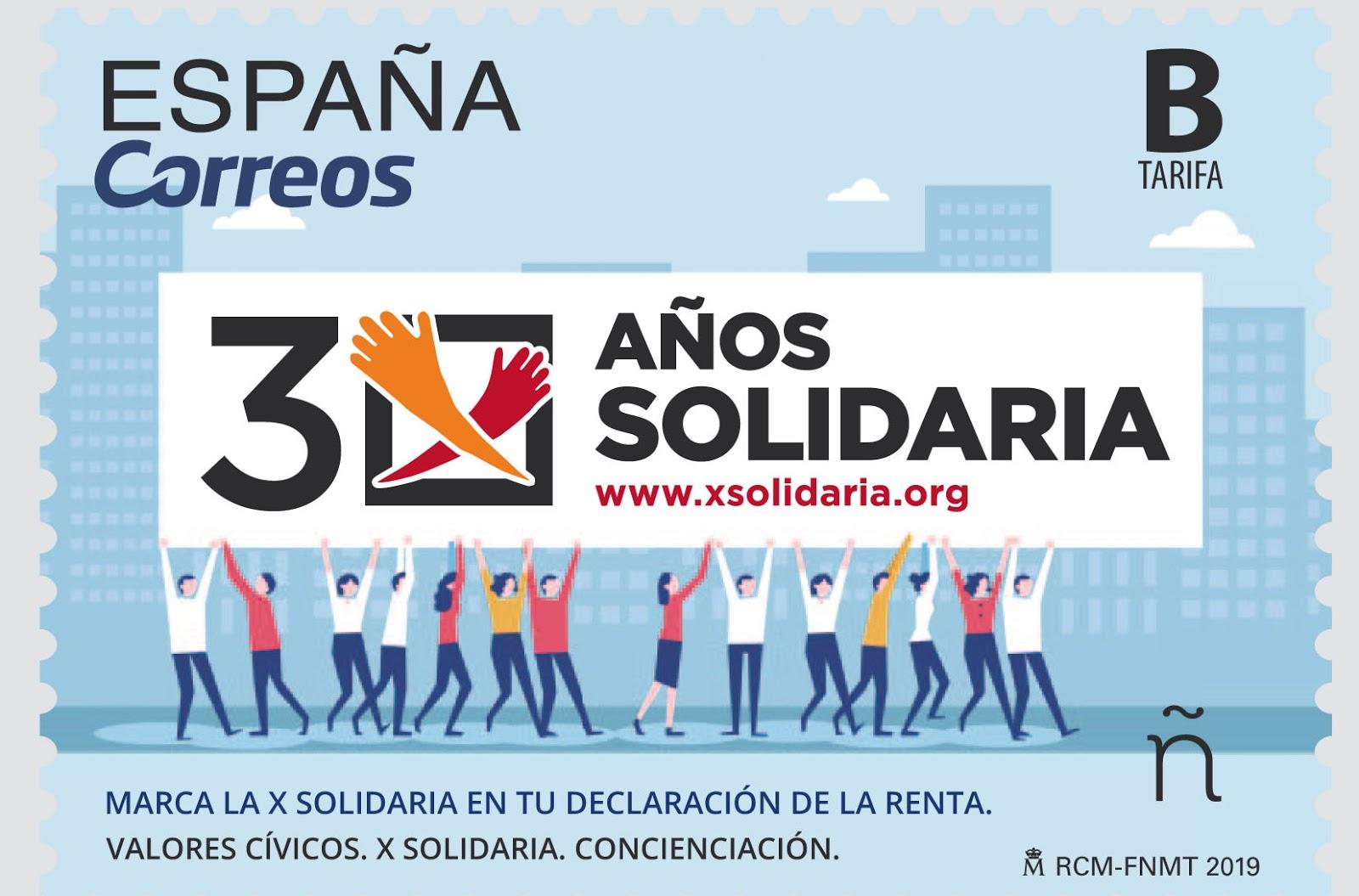 Valores Cívicos. X Solidaria. Concienciación.