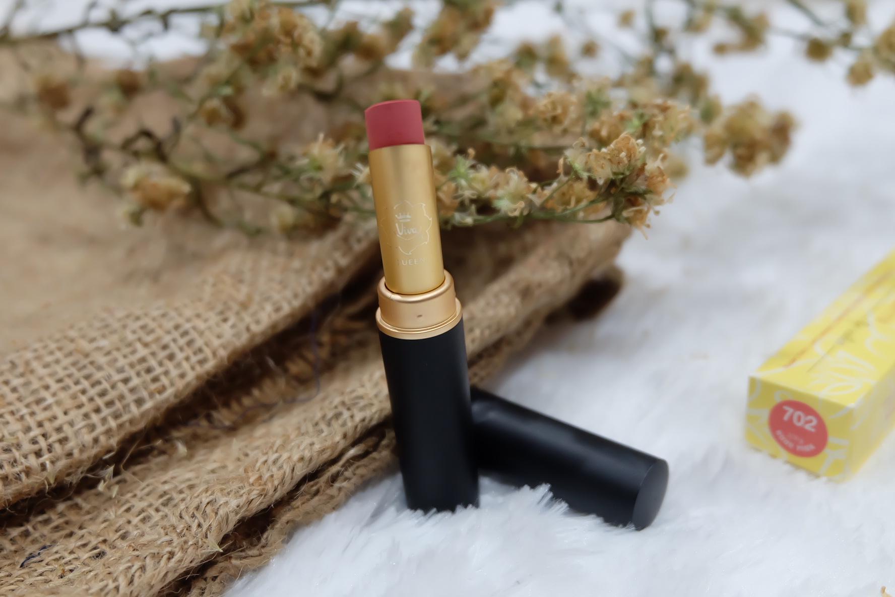 [Review] Viva Queen Perfect Matte Lip Color