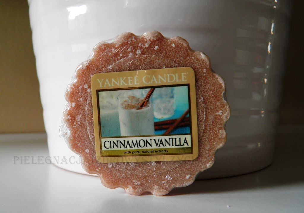 Yankee Candle: Cinnamon Vanilla i Spiced Pumpkin