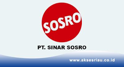 Lowongan PT. Sinar Sosro Pekanbaru Oktober 2017