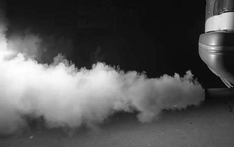 Diagnostic de couleur des fumées d'échappement