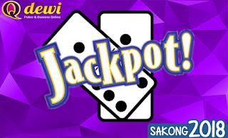 Jackpot Judi Domino Online QDewi.net
