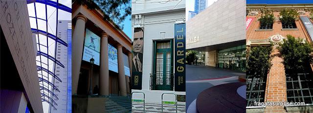Cinco museus para ver em Buenos Aires