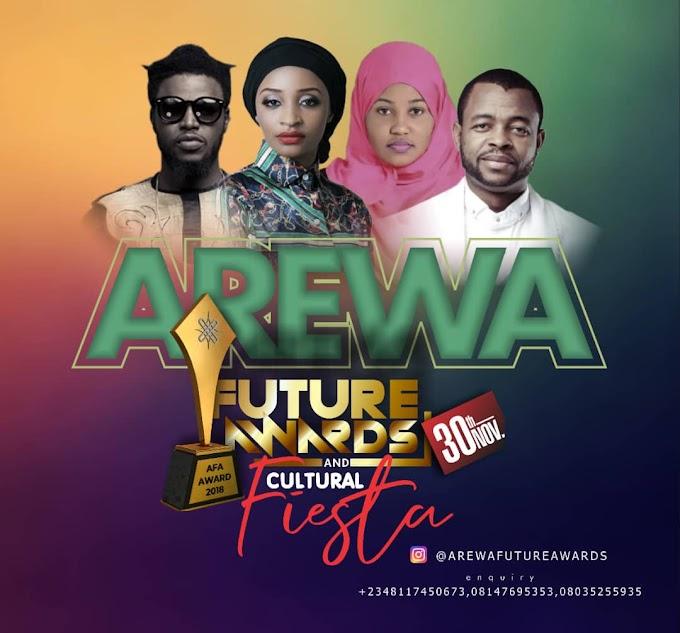 AWARDS: AREWA FUTURE AWARDS ( AFA ) 2K18