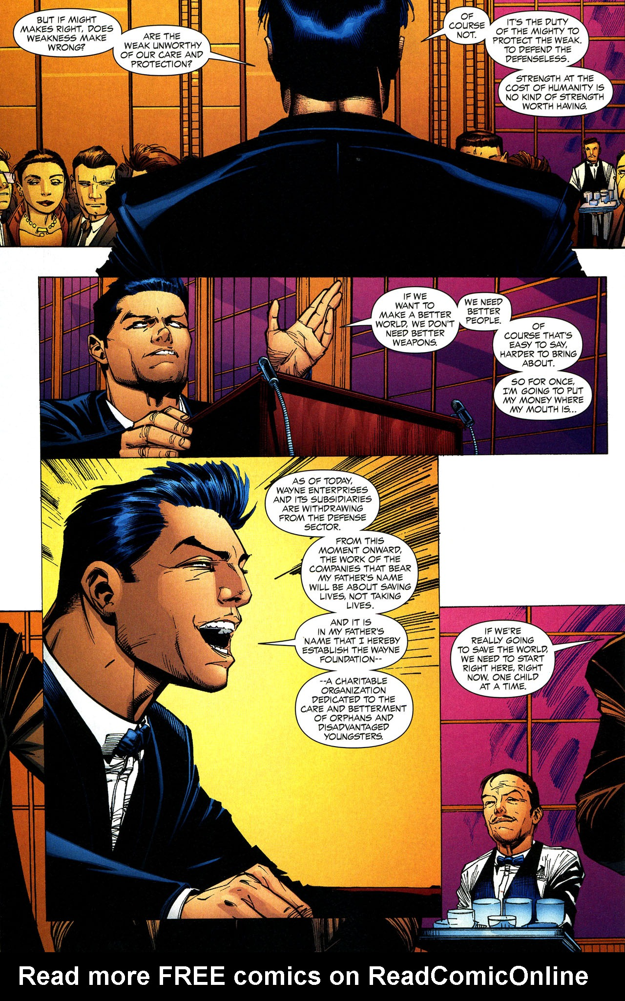 Batman Confidential Issue #6 #6 - English 21