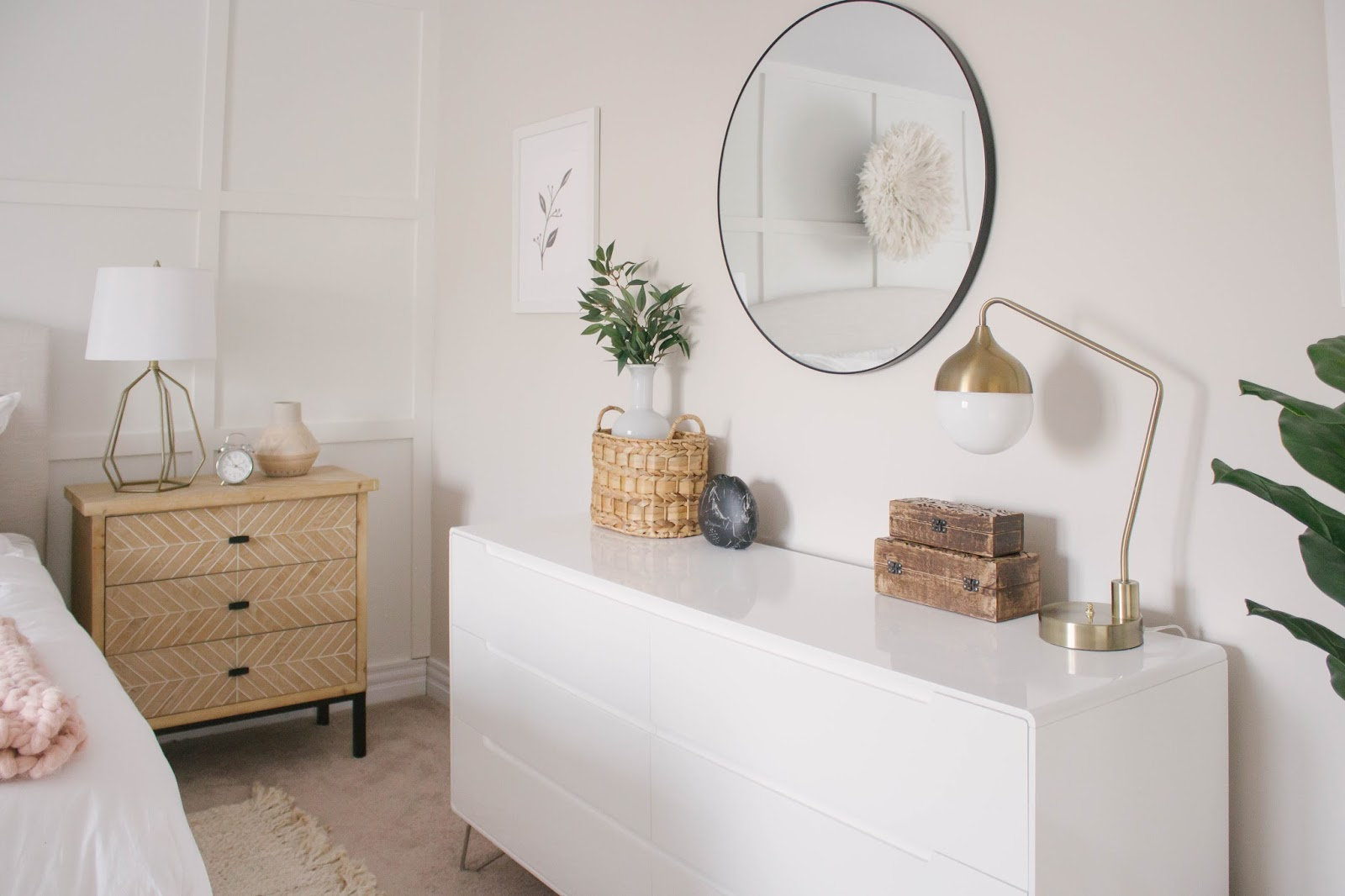 Master Bedroom Refresh With Homesense | house of hire