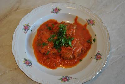 chiftele marinate