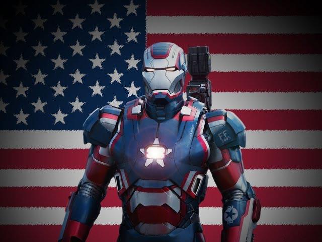Mod Skin Jarvan IV Iron Patriot