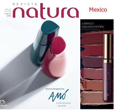 Campaña 14 2016 Natura Mexico