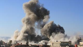 Dalam 1 Tahun Syiah Assad Jatuhkan 12.958 Bom Barel Di Suriah