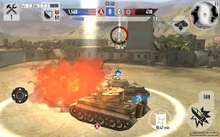 Download Gratis Brothers In Arms 3 Mega Mod (Unlimited Medals/Anti Ban) + Data