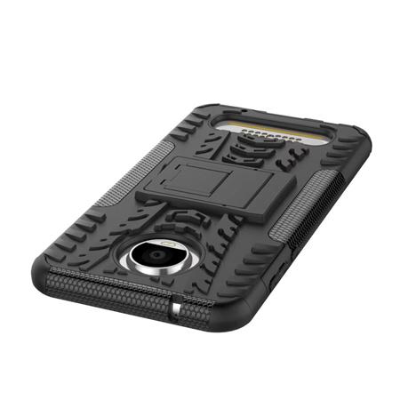 Hybrid Armor Case Motorola Moto Z2 Play Anti Crack