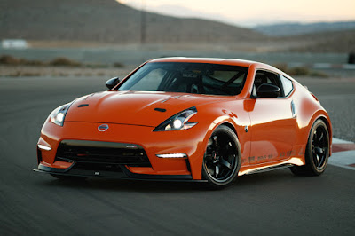 Nissan 370Z Project Clubsport 23 (2018) Front Side