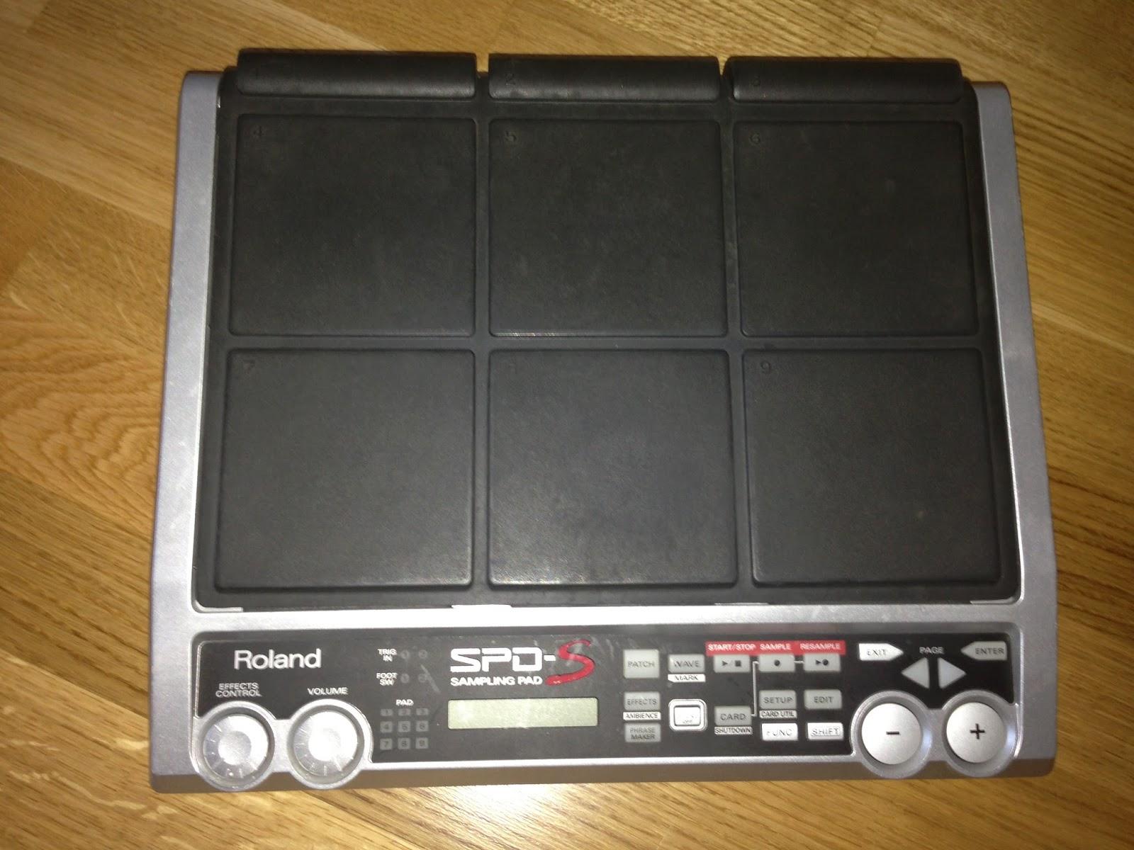 Roland Spd 30 Sample Pack | Free Download | - Dj VamPire Mix