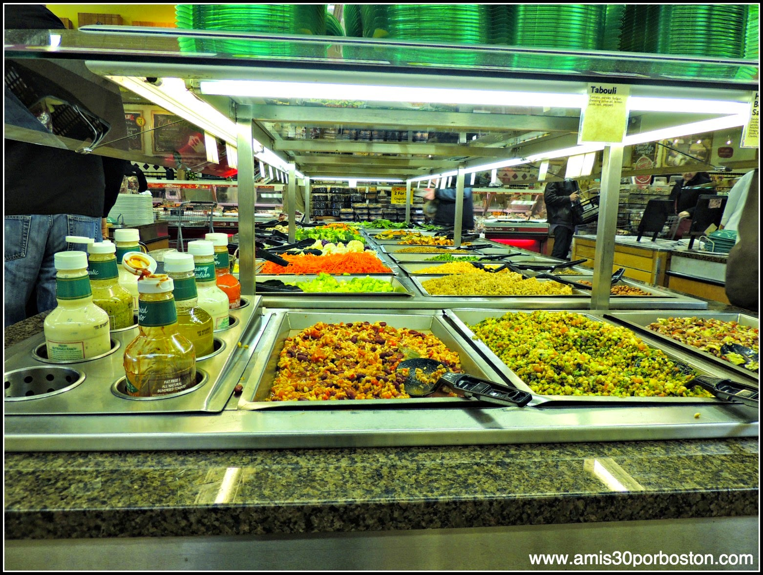 Supermercados en Massachusetts: Whole Foods