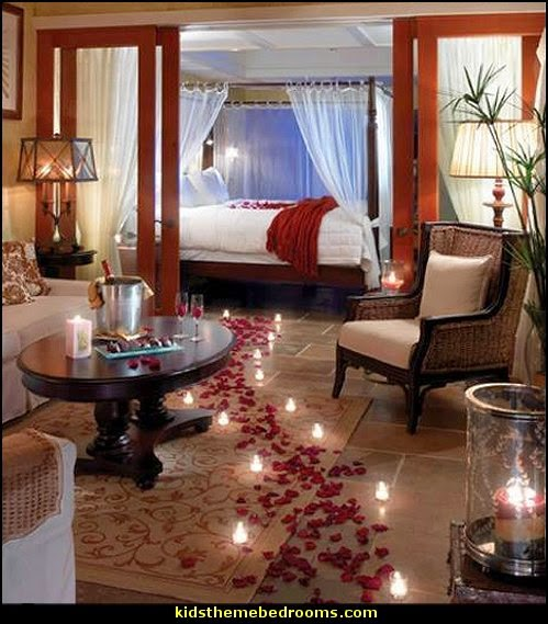 Decorating theme bedrooms - Maries Manor romantic bedroom - romantic bedroom ideas