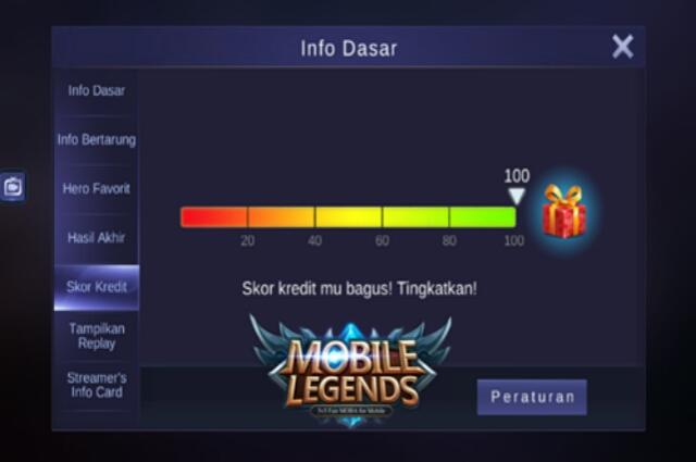 Tips Cara Meningkatkan Skor Kredit di Mobile Legends Dengan Cepat