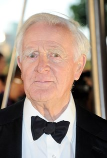 John le Carré. Director of A Most Wanted Man