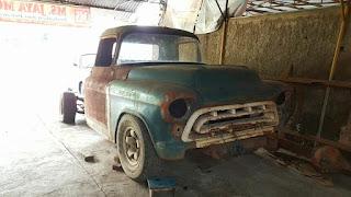 PUSAT MOBIL KLASIK : Dijual Chevrolet Apache Pick Up