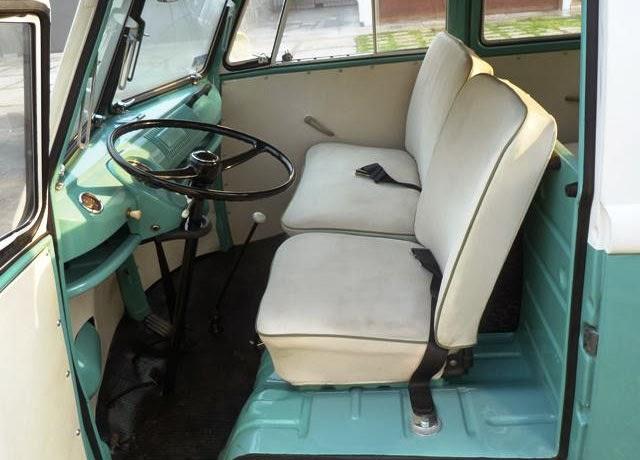 1962 Volkswagen Double Cab | VW Bus