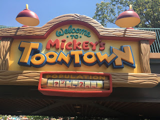 Welcome to Mickey's Toontown