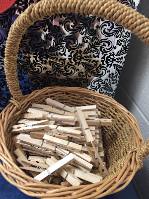 Assessments in music class are quick and painless with clothespin activities.  Learn how to use these fun activities to assess students' rhythmic understanding in this blog post.  Tips for organizing the supplies in your classroom are also included as well as links to download the sets.