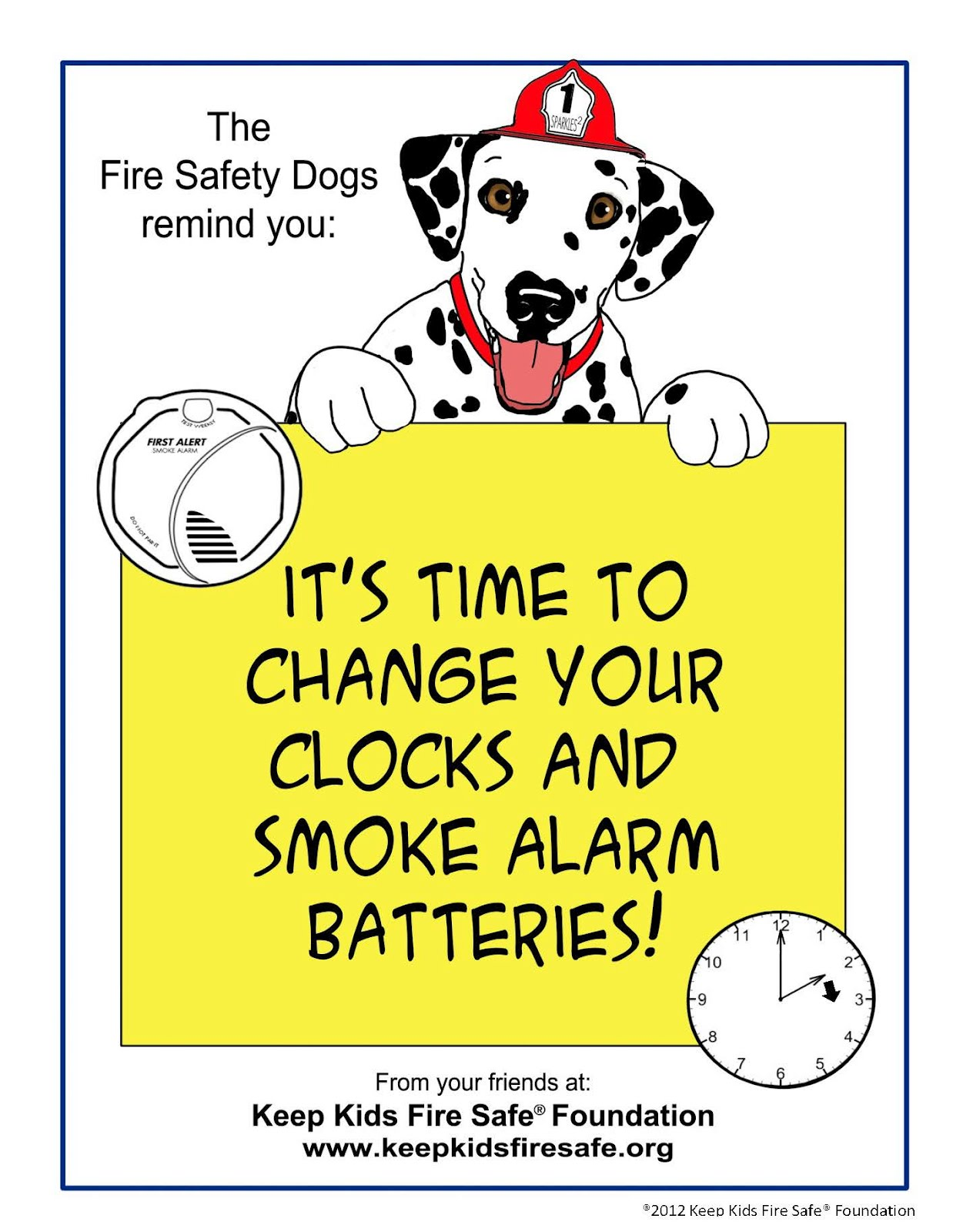 Fire Safety Rocks New Coloring Page It S Time To Change