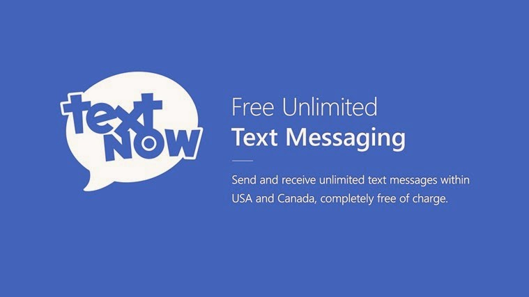 TextNow - Get Your Personal Number