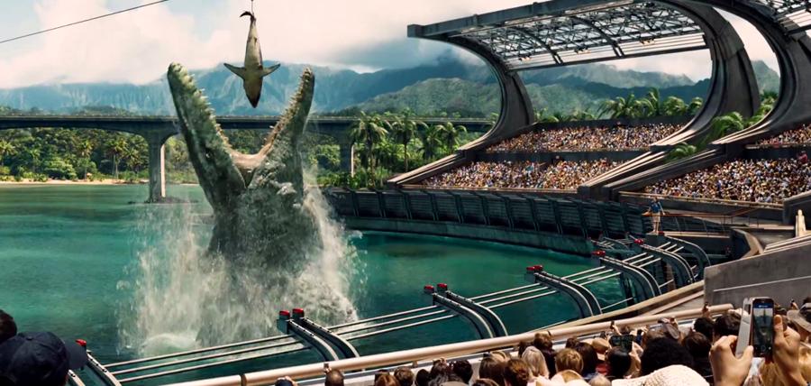O grămadă de creaturi noi în continuarea Jurassic World