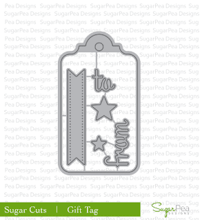 SugarCut - Gift Tag