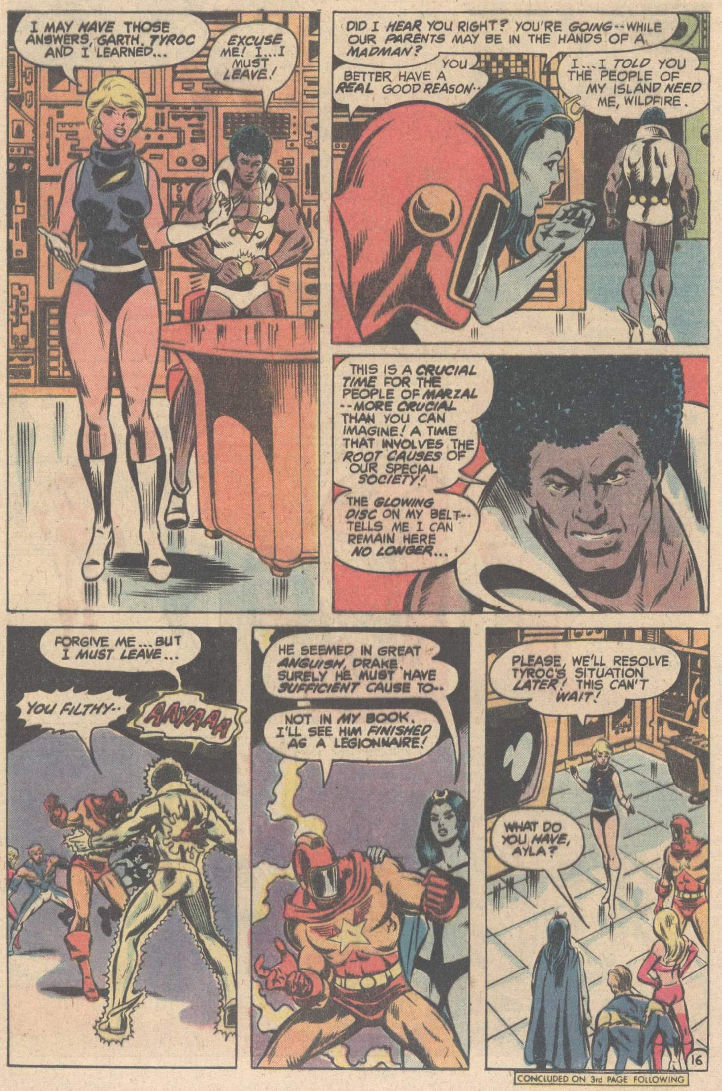 Legion of Super-Heroes (1980) 263 Page 27