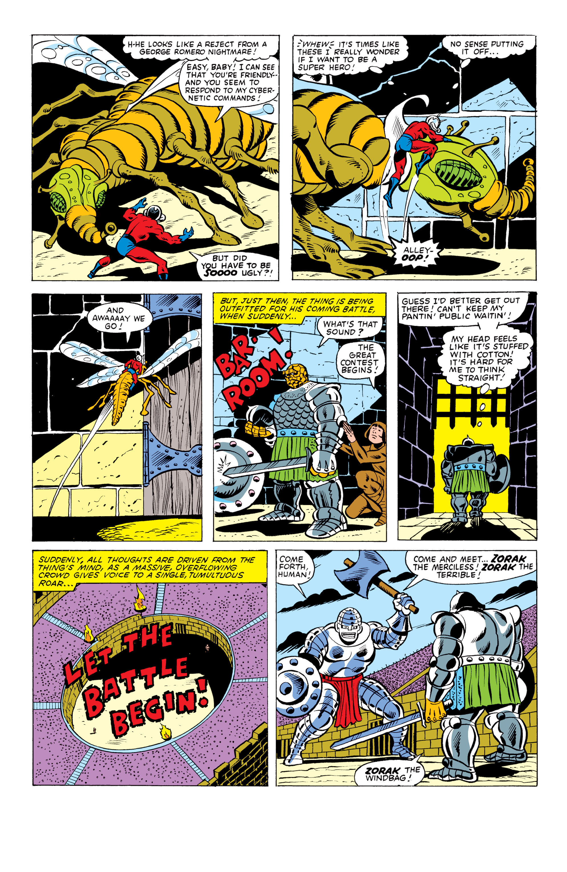 Read online Ant-Man comic -  Issue #Ant-Man _TPB - 198