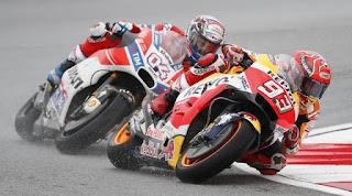 Jadwal MotoGP Valencia 2018 - Duel Marquez vs Dovizioso