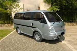 Rental Mobil Kia Pregio Travello Di Padang