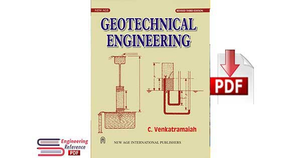 Geotechnical Engineering Revised 3rd Edition by C.Venkatramaiah