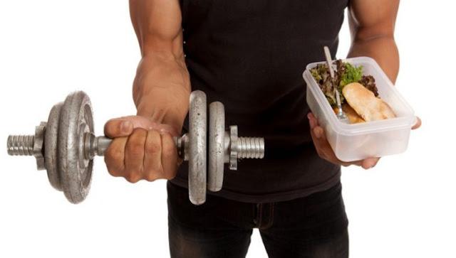 Langsung Makan Setelah Olahraga, Ini Penjelasanya