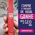Participe da Nova Campanha o Boticário e ganhe um Egeo mini Red ou Blue