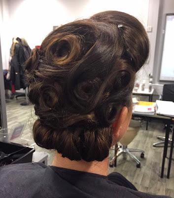 Hair at The Powderpuff Room
