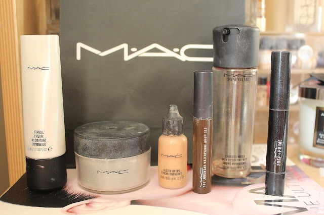 Back To MAC Empties