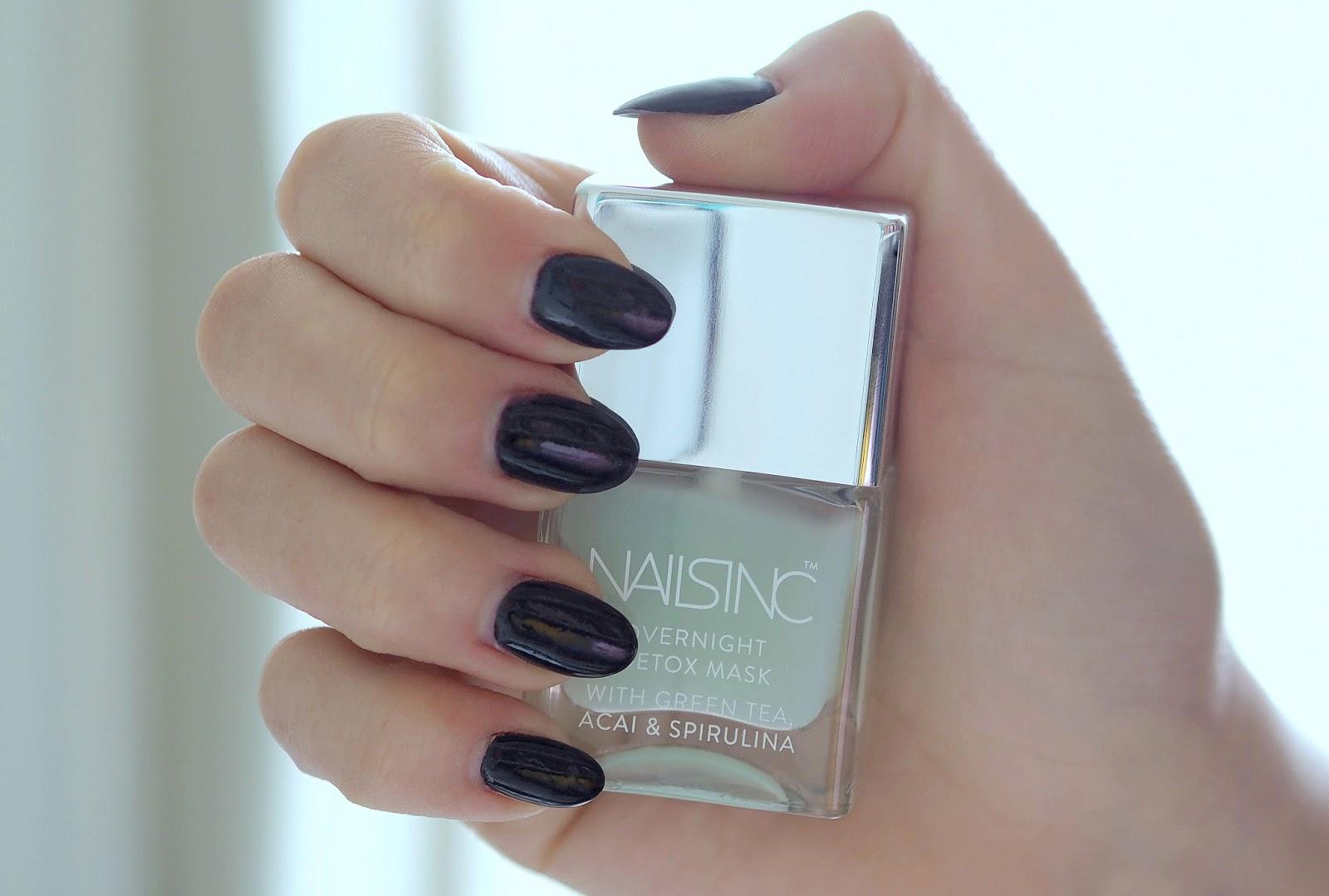 Weekly Worship: Nails Inc. Overnight Detox Mask   The Beauty Informer